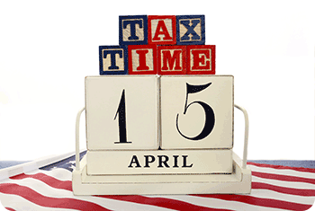 Tax Day April 15